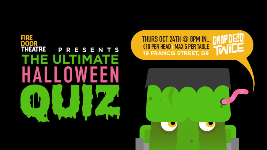 Firedoor Halloween Quiz image